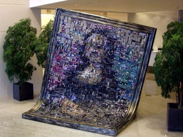 10 karya seni berteknologi tinggi (siri 1)