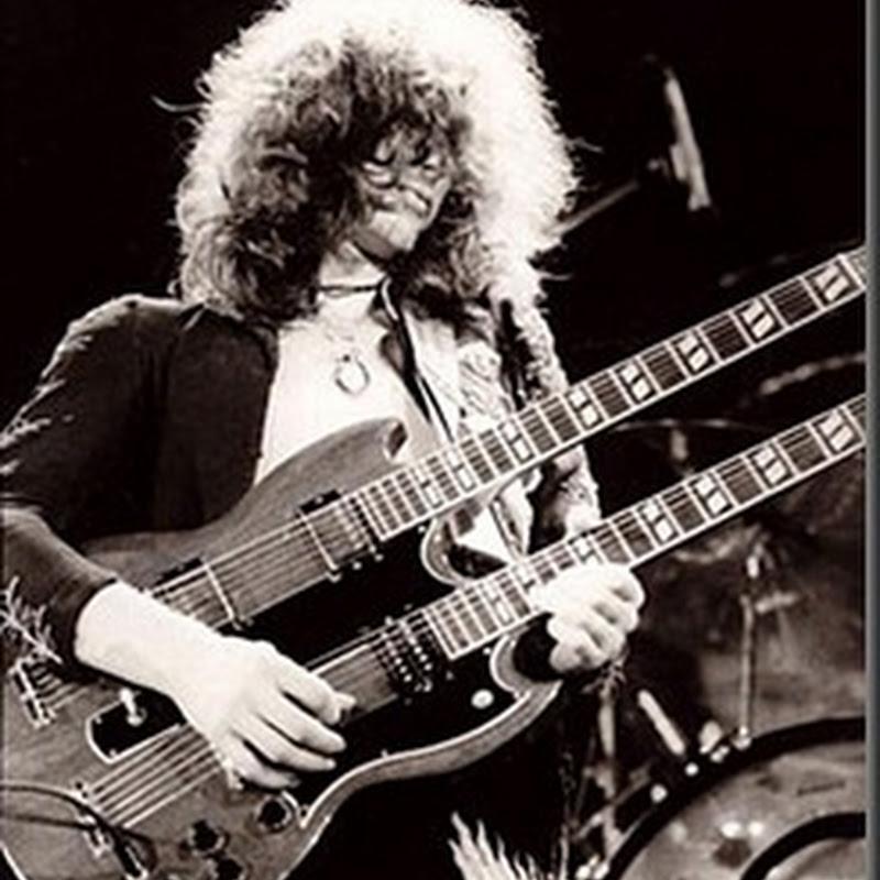 Técnica Jimmy Page - Led Zeppelin