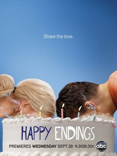 Poster Happy Endings