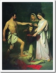 Sao joao Batista [martirio] 2