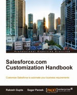 5986EN Salesforce com Customization Handbook Cover