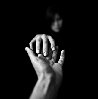 benoit courti, deep black