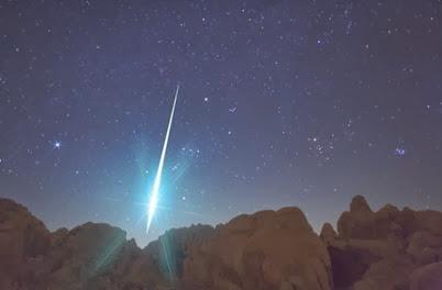meteoro geminídeo