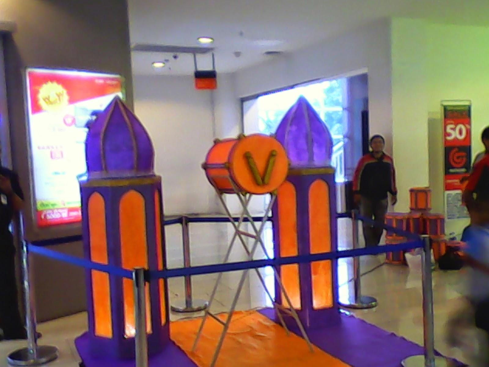 Aksesoris idul fitri dekorasi idul fitri for Dekorasi lebaran hotel
