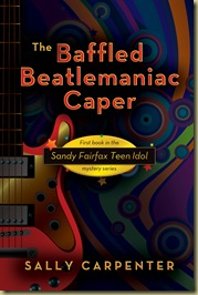 Baffled Beatlemaniac book cover