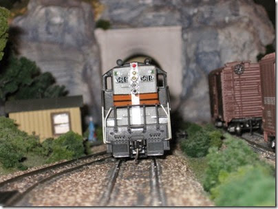 020 Dad's Layout on October 1, 2005