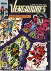 P00007 - Vengadores v1 #7