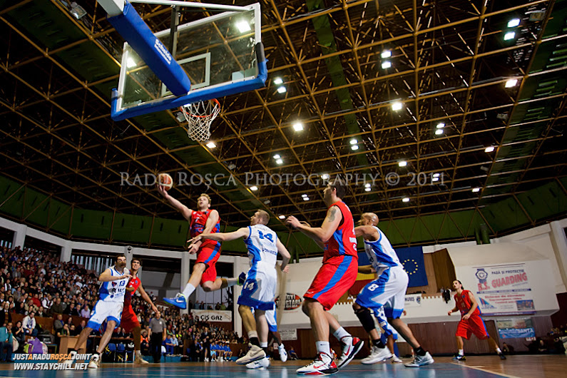 BC Mure &#8211; CSM Oradea 79:86