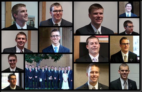 missionary collage