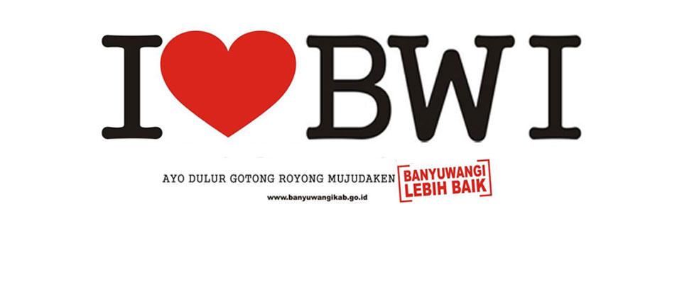 i love banyuwangi