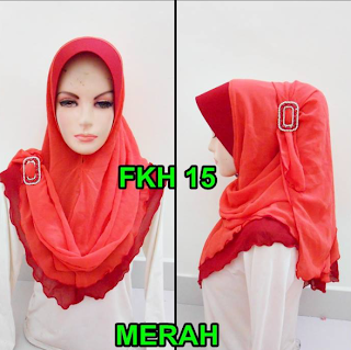 KOLEKSI TUDUNG ALA FAREEDA KHADEEJA RM60 FREE POST (sold out)
