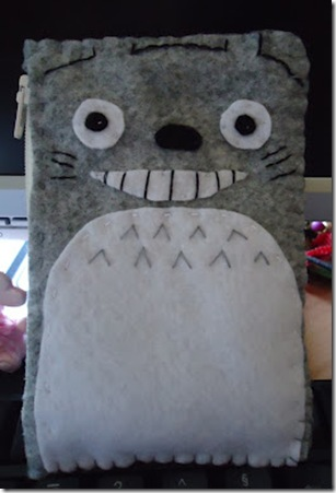 totoro portacell