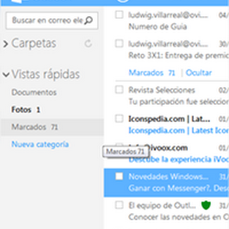 Lo bueno y malo del nuevo Outlook(o Hotmail)
