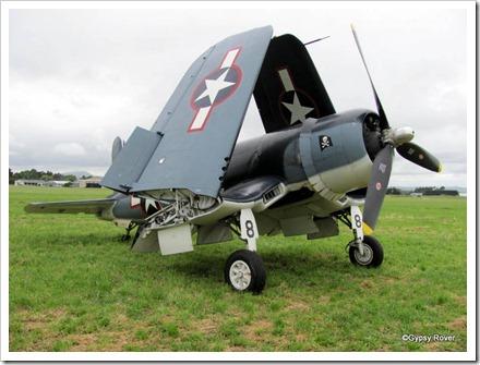 Chance Vought FG - 1D  Corsair.