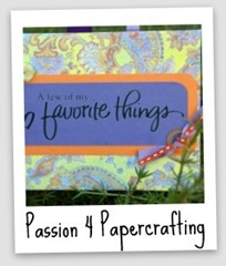 Passion 4 Papercrafting