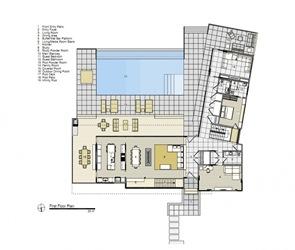 plano-House-the-Pond-por-los-arquitectos-Stelle