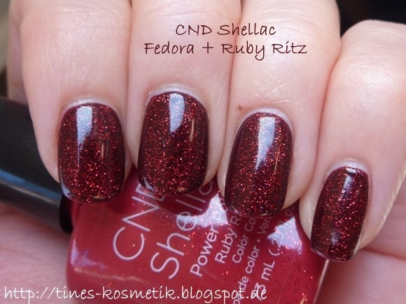 CND Shellac Fedora Ruby Ritz 4