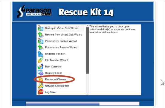 paragon rescue kit product key serial number