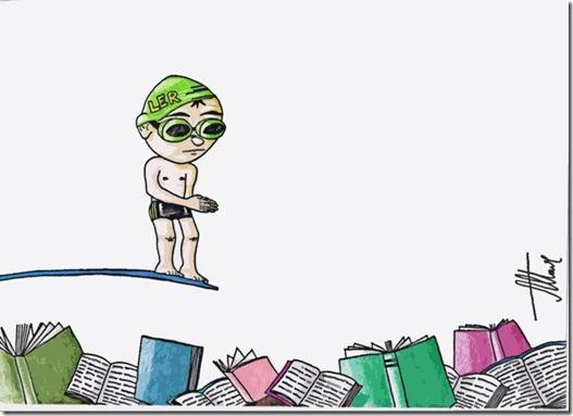 Mergulho Literário
