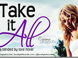 Blog Tour: Take It All by Emma Grayson + GIVEAWAY