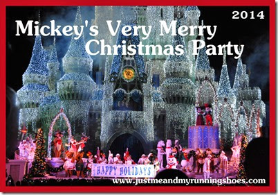 Mickey's Very Merry Christmas Party Title