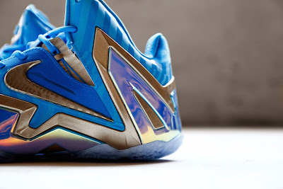 nike lebron 11 ps elite blue 3m 2 06 Upcoming Nike LeBron 11 + Elite + Low Maison Du LeBron Pack