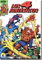 P00009 - Los 4 Fantásticos v1 #9