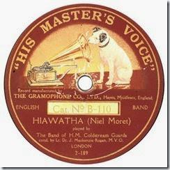 His Master's Voice record label