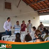 Plenária com Prof. Ramon na Vila Belém