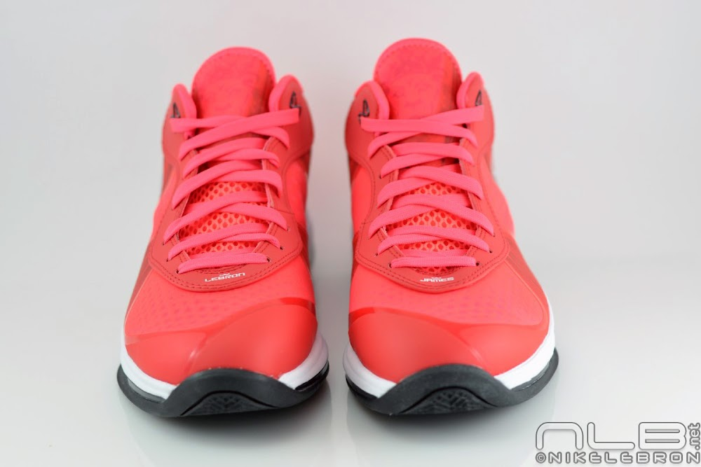 lebron 8 low red - photo #26