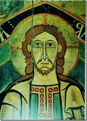 ロマネスク・栄光のキリスト