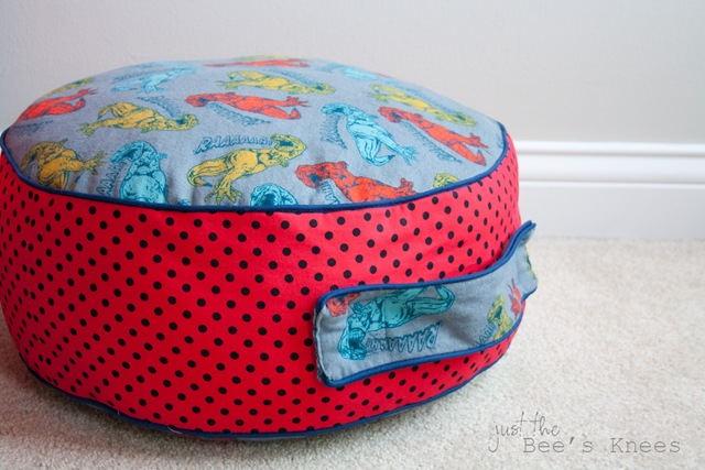 DIY_floor_pouf