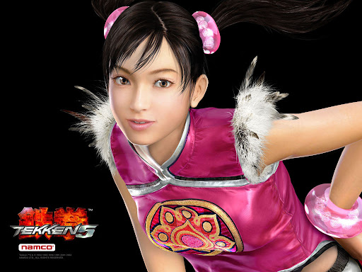 Tekken 5 Wallpaper from