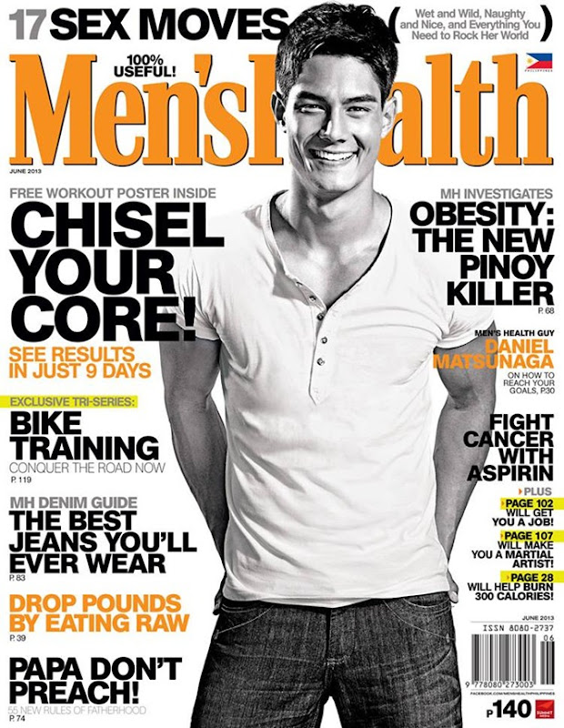 Daniel Matsunaga men's health
