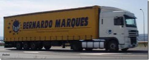 camión Bernardo Marques
