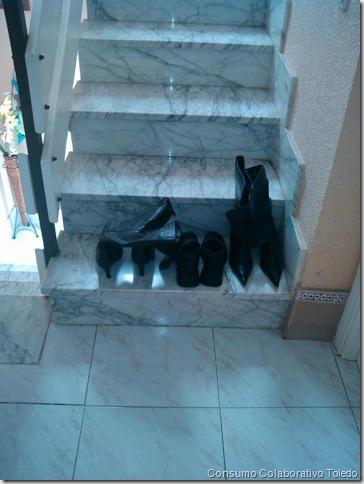 Zapatos talla 38-39