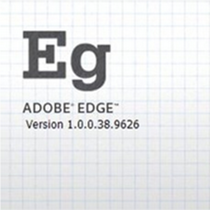 Adobe Edge, analizada a fondo