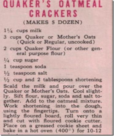 oatcrackers