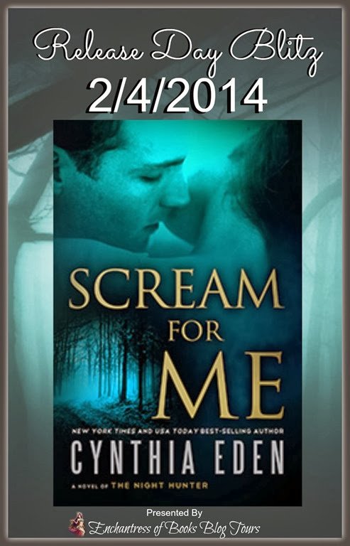 Scream for Me Release Day Blitz Badge