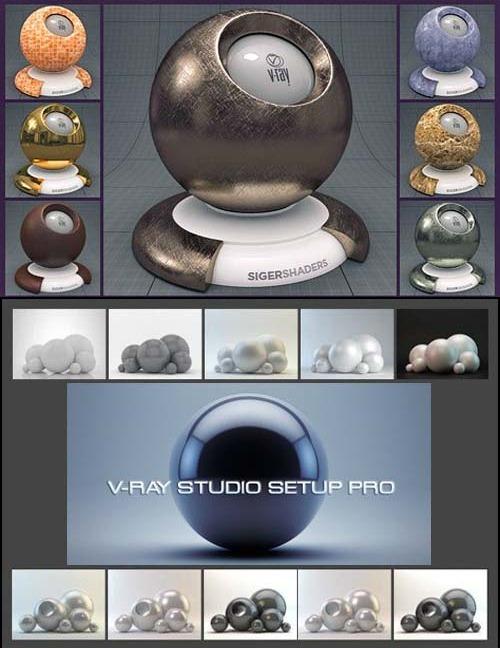 3dmaxstuff.com_VRay Materials Presets v2.5.1