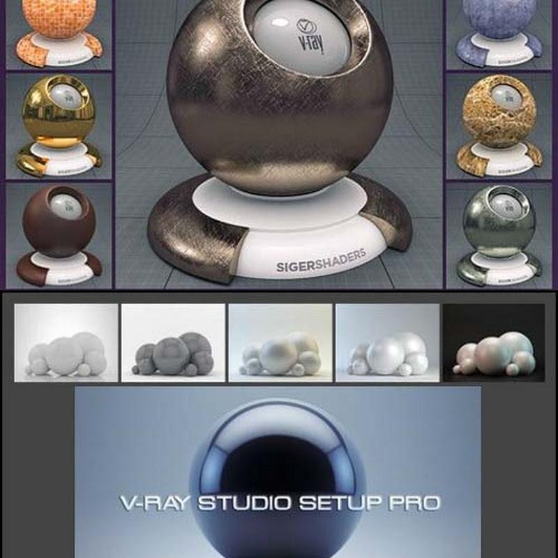 VRay Materials Presets v2.5.1