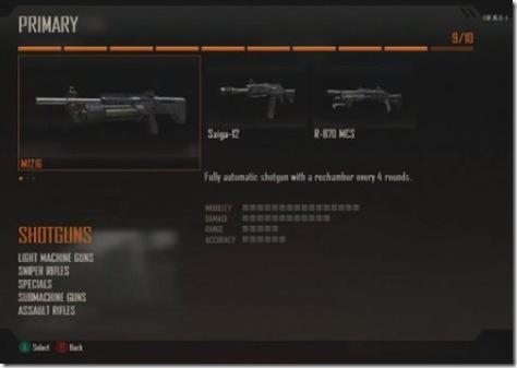 black ops 2 best multiplayer weapons 06 shotguns