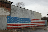 """Missouri Flag Fence"" - copyright David J. Thompson"