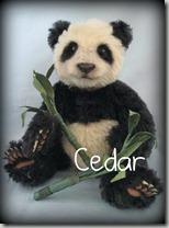 Cedar tag