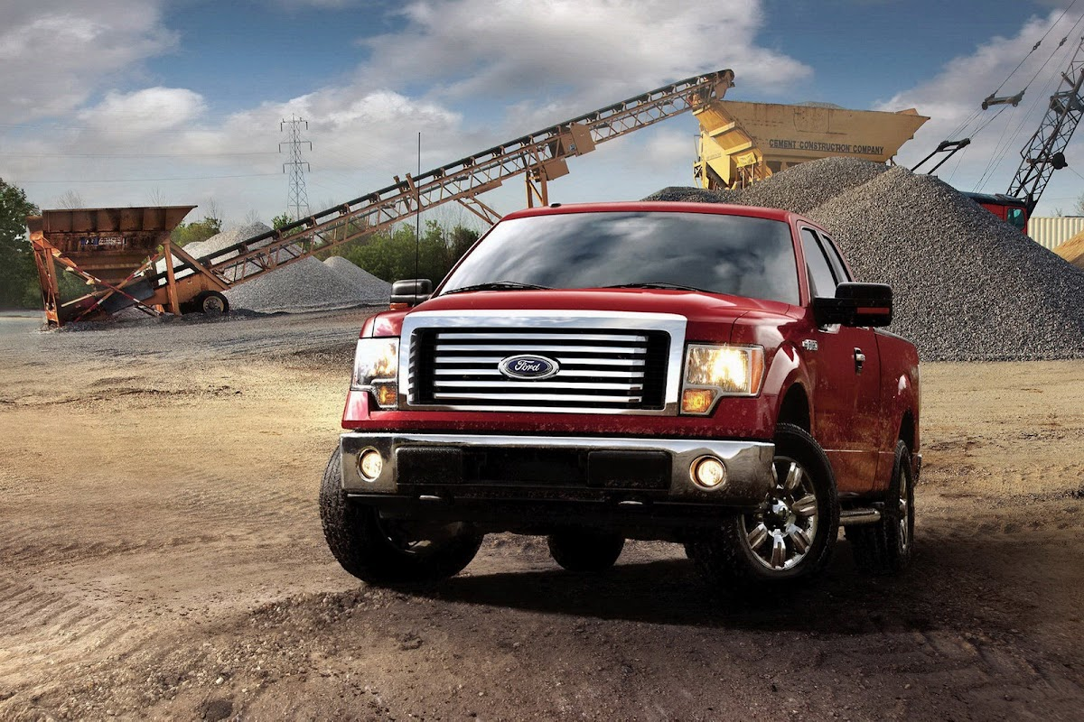 2012 ford f 150 2 2