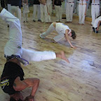 Capoeira Workshop in October, 2006
