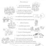 Preámbulo de la Constitución Argentina https://picasaweb.google.com/Betiana710