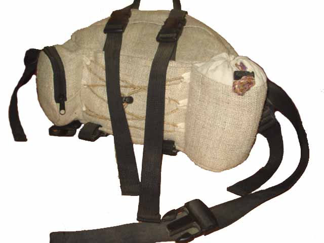        Hemp Bag                        