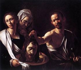 Bautista y Salomé