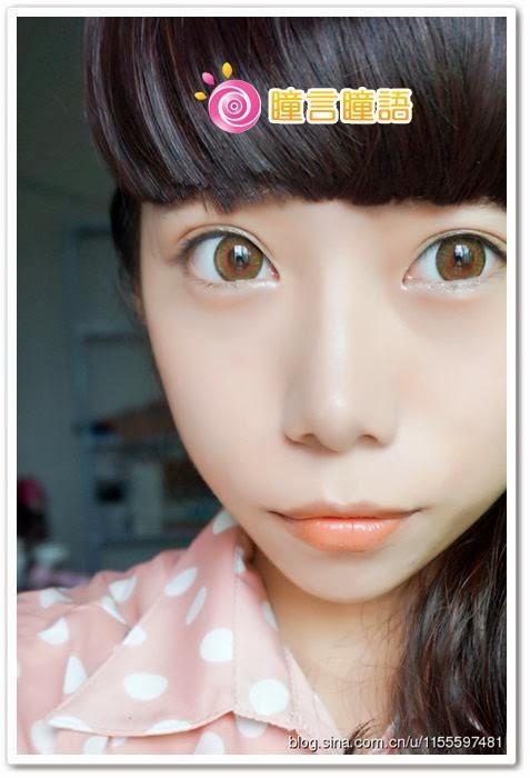 日本ROYAL VISION隱形眼鏡-Macaron馬卡龍咖13
